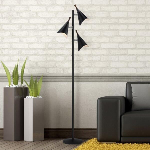 """Zipcode Design Christy 68"""" Tree Floor Lamp & Reviews"""
