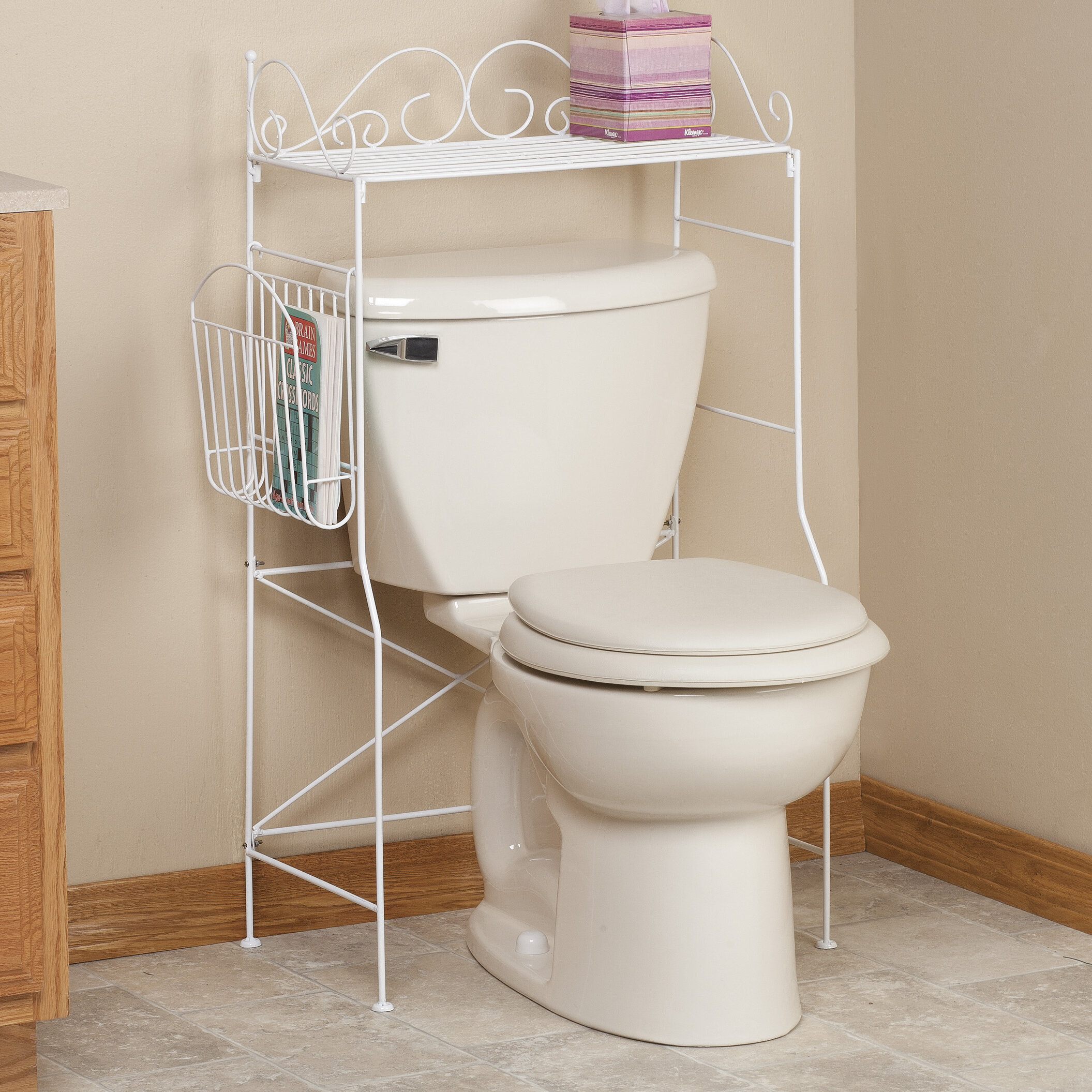 Toilet Tissue Tower by Oakridge Accents Miles Kimball