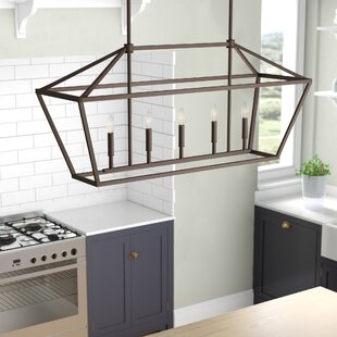 Freemont 5 Light Kitchen Island Pendant