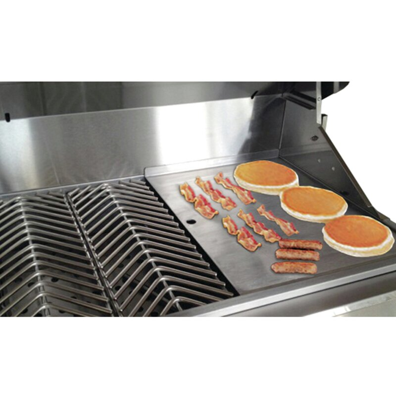 Cal Flame 5-Burner Built-In Propane Gas Grill & Reviews ...