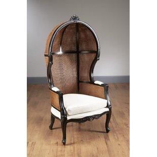 Superieur Bonifant Wicker Balloon Chair