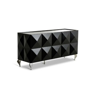 Versus Eva 3 Door Sideboard by VIG Furnit..