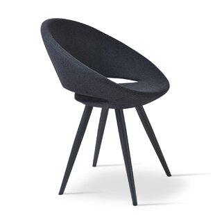 Crescent Star Papasan Chair