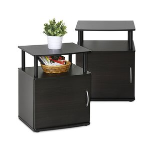 Amani End Table With Storage (..