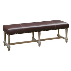 Weston Upholstered Bench by Forty West