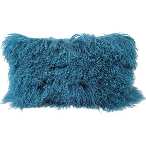 Fleming Tibetan Wool Lumbar Pillow