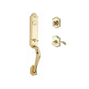 Scintillating Single Lock Door Handle Set Ideas Plan 3d