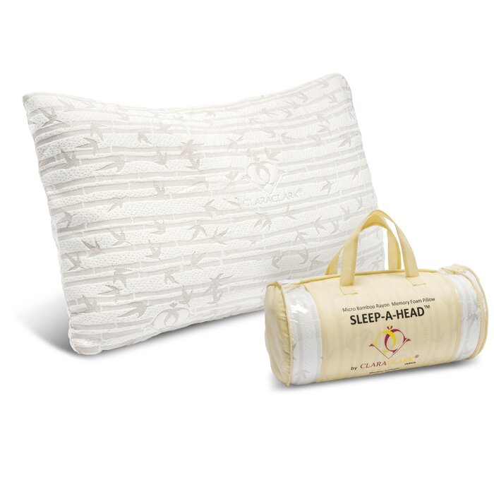 hi foam home pillows store zoom memory month click res of the pillow more dreamtime to coolmax