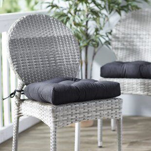 Hoban Indoor/Outdoor Dining Chair Cushion (Set Of 2)