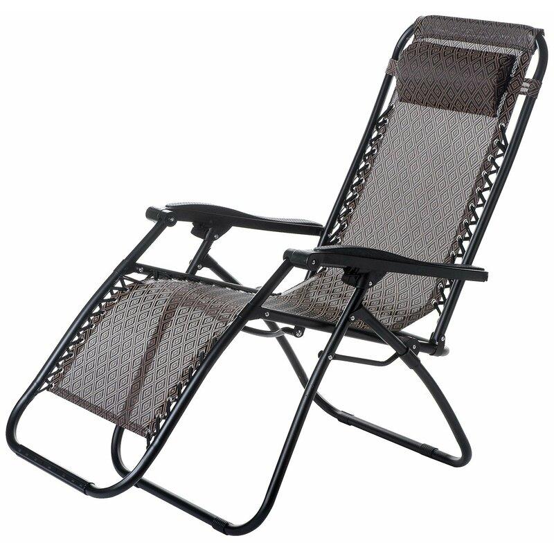 Zero Gravity Folding Lounge Chair