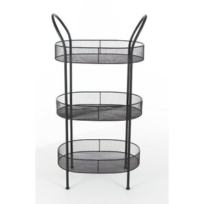 3 Tier Metal Basket