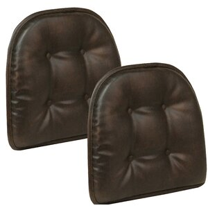 Gripper Dining Chair Cushion (Set of 2)