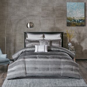 Tamia 8 Piece Comforter Set