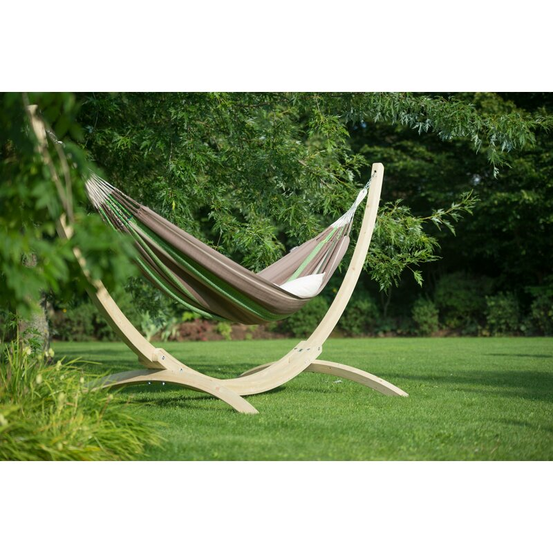 Canoa Wood Stand For Family Kingsize Hammocks