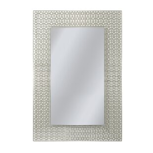 Heer Etched Bathroom/Vanity Mirror