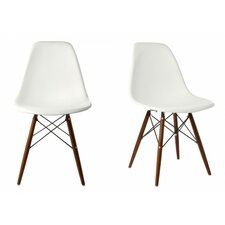 Molded Plastic Dining Chairs modern dining chairs | allmodern