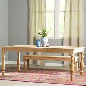 Destini Rectangular Dining Table by Mistana