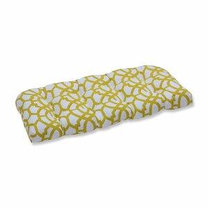 Nunu Geo Outdoor Loveseat Cushion
