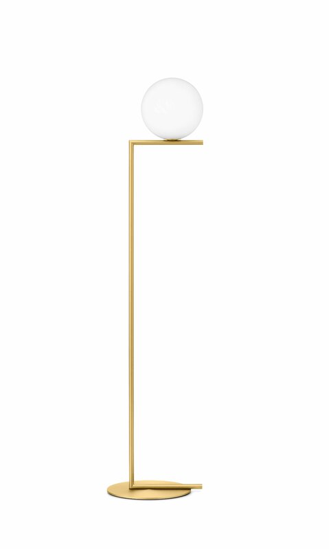 Ic task floor lamp reviews allmodern ic task floor lamp mozeypictures Image collections