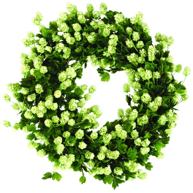 Hops Wreath Joss Main