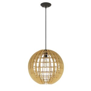 Devlin 1-Light Globe Pendant