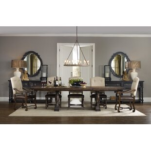 Treviso Extendable Dining Table. By Hooker Furniture