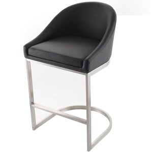 26  Bar Stool  sc 1 st  AllModern & Modern Low Back Bar Stools + Counter Stools | AllModern islam-shia.org