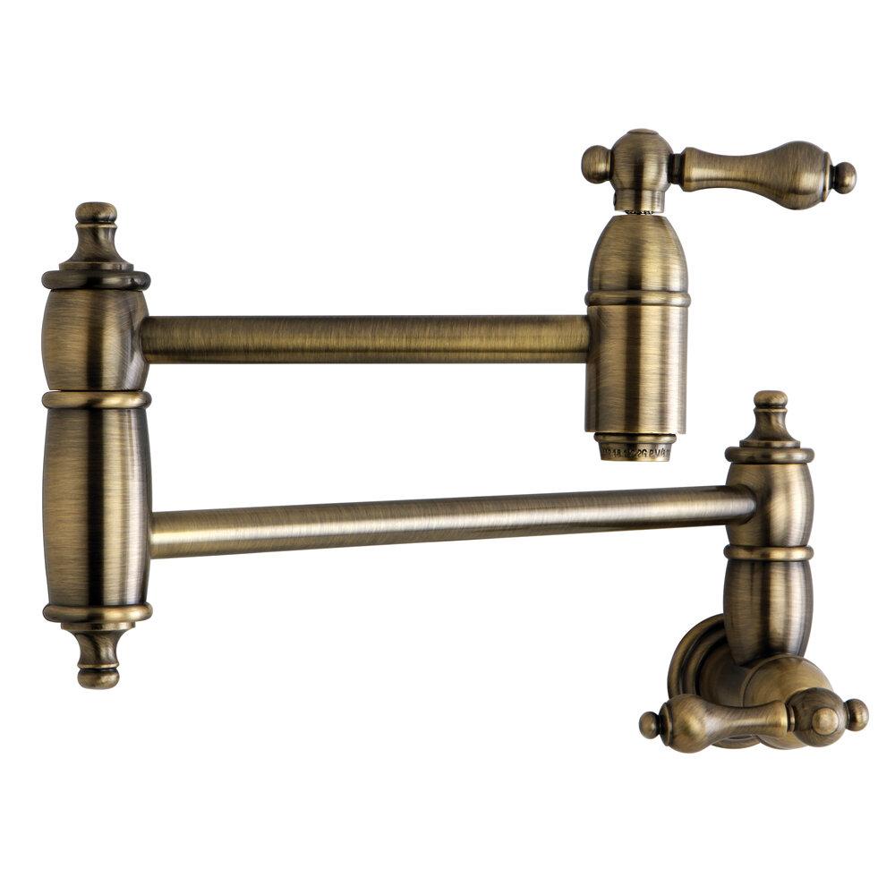 Brass Kitchen Faucets You Ll Love Wayfair Ca