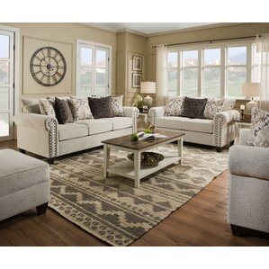 Dillard Configurable Living Room Set by Alcott Hill