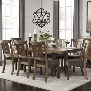 High Quality Etolin 9 Piece Dining Set