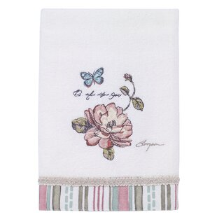Culbreth Butterfly 100% Cotton Hand Towel