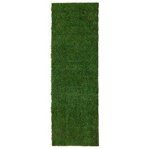 Garden Grass Green Indoor/Outdoor Area Rug