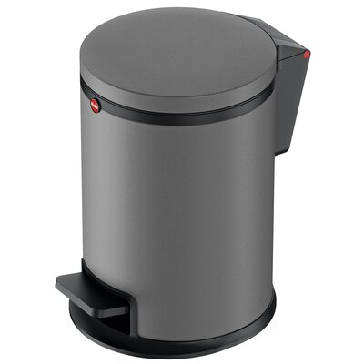 Trash Can Hailo White Info Within Remodel Installation Instructions