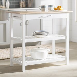 Lakeland Kitchen Island by Beachcrest Home