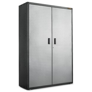 Ready To Emble 72 H X 48 W 18 D Steel Freestanding Garage Cabinet