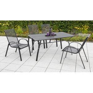 4-Sitzer Gartengarnitur Aconite von Garten Living