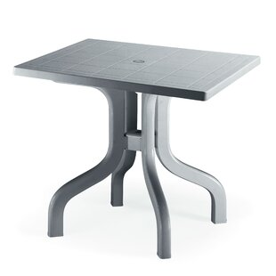 Ribalto 80cm Square Folding Outdoor Dining Table by Swift Garden Furniture