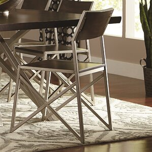 Florencia Solid Wood Dining Chair (Set of..