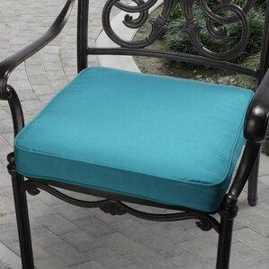 Outdoor Sunbrella Dining Chair Seat Cushion