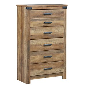 Bilbo 5 Drawer Chest by World Menagerie