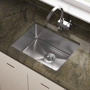 Stainless Steel 18 X 23 Undermount Kitchen Sink