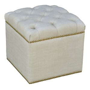 Saix Ottoman by The Bella Collection