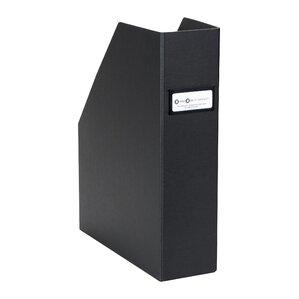 Fiona Recycled Fiberboard Magazine Storage Box (Set Of 2)