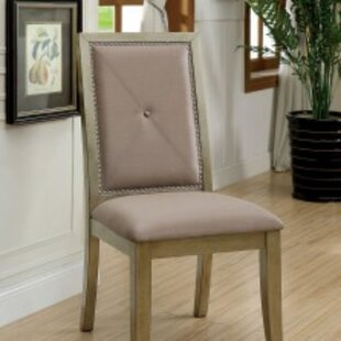 Robitaille Upholstered Dining Chair (Set of 2)