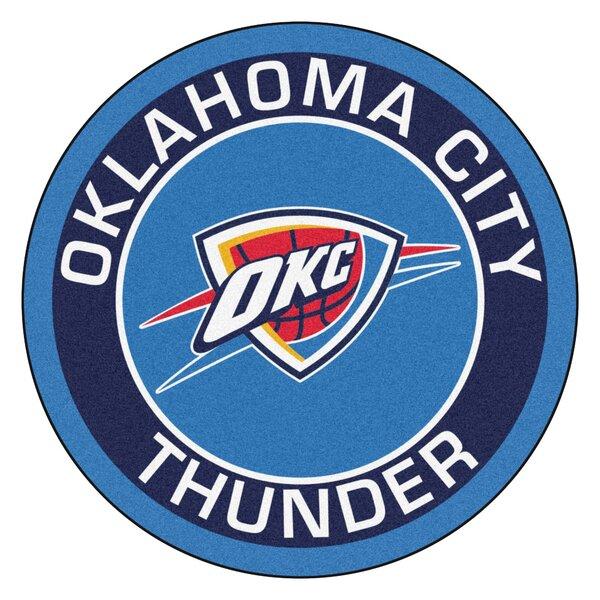 Cool Oklahoma City Thunder Youll Love In 2019 Wayfair Interior Design Ideas Clesiryabchikinfo