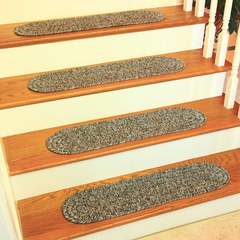 Marvelous Chiarah Graphite Indoor/Outdoor Stair Tread