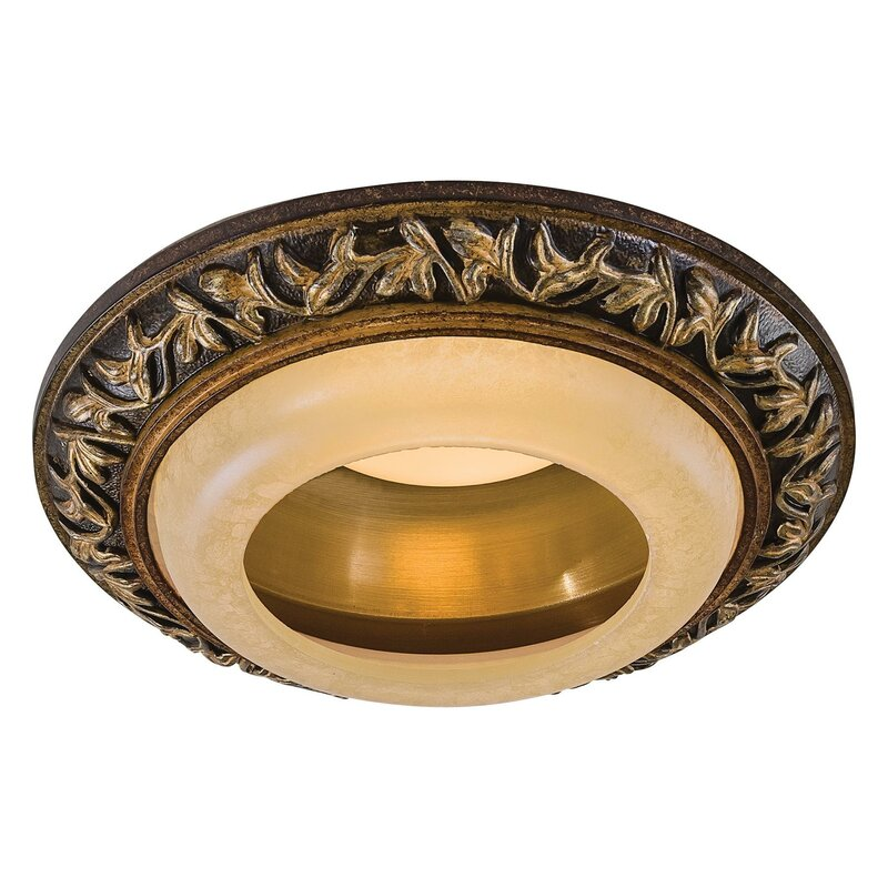 5.88  Recessed Trim  sc 1 st  Wayfair & Recessed Lighting Trims Youu0027ll Love | Wayfair
