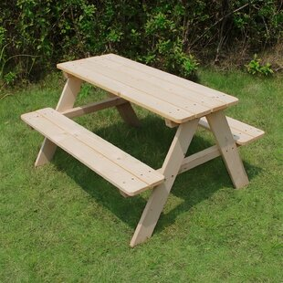 Convertible Picnic Table Bench Wayfair - Commercial picnic table frames