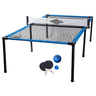 be5052380 Playback Mini Table Tennis Table with Accessories. by Franklin Sports