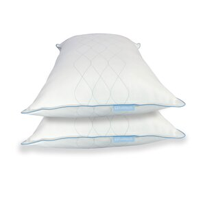 Posturepedic LiquiLoft Gel Support Polyfill Standard Pillow (Set of 2) by Sealy